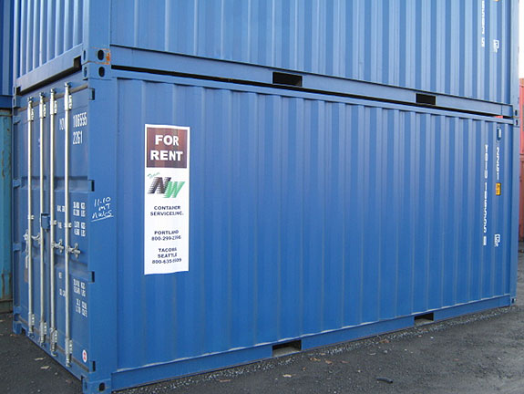 Container Leasing Northwest Container Services Inc A Division